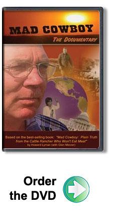 Mad Cowboy DVD